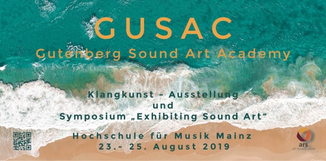 GUSAC SYmposium 1. Seite fürs Web2